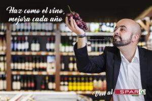 Colaboración del Restaurante El Canal con Spar La Palma