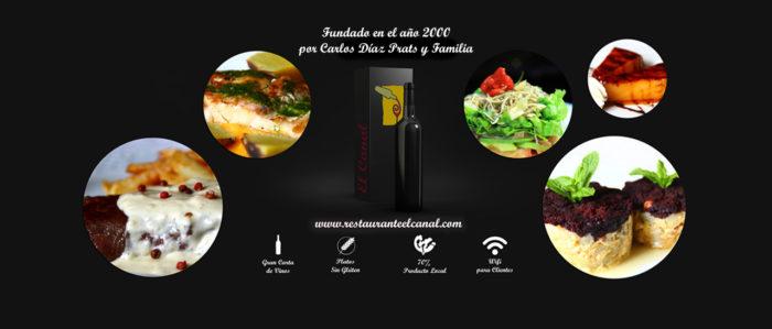 Restaurante El Canal · San Andrés y Sauces La Palma – Islas Canarias 2017